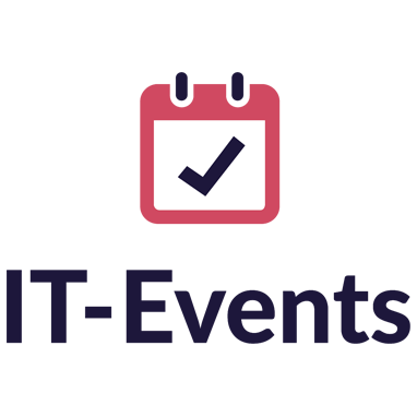 It events logo white vertical